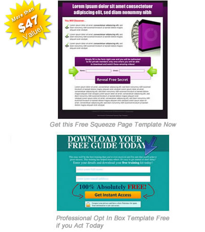 free opt in form templates - two free opt in templates matt greener digital seo
